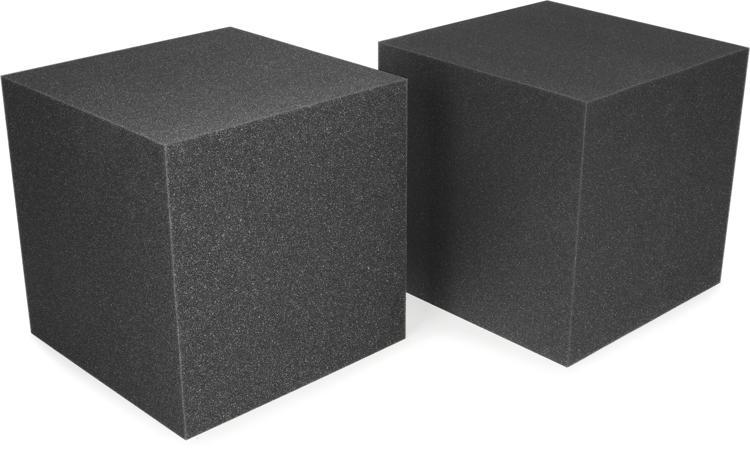 Auralex CornerFill Cubes - Charcoal image 1