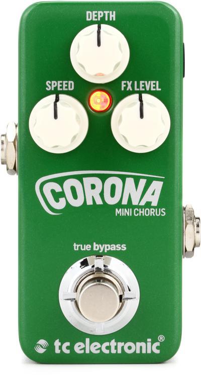 TC Electronic Corona Mini Chorus Pedal image 1