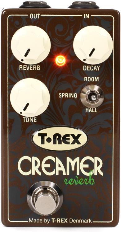 T-Rex Creamer Reverb Pedal image 1