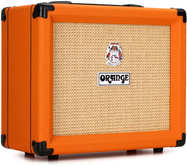 orange crush 20 20 watt 1x8 combo amp sweetwater. Black Bedroom Furniture Sets. Home Design Ideas