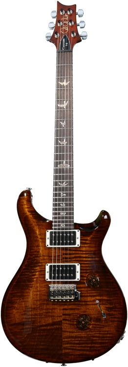 PRS Custom 24 - Black Gold Wrap image 1