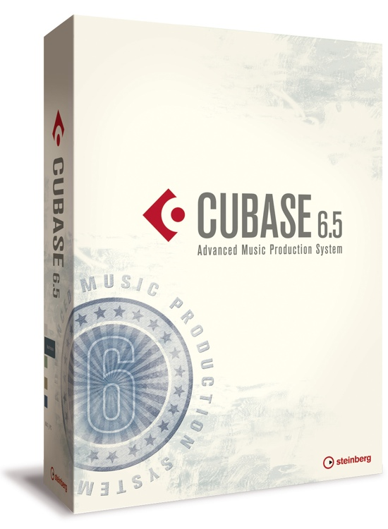 Steinberg Cubase 6.5 Upgrade - from Cubase 4/5 image 1