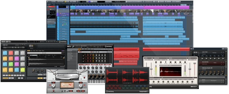 Steinberg Cubase 7.5 - Upgrade from Cubase 7 (boxed) image 1