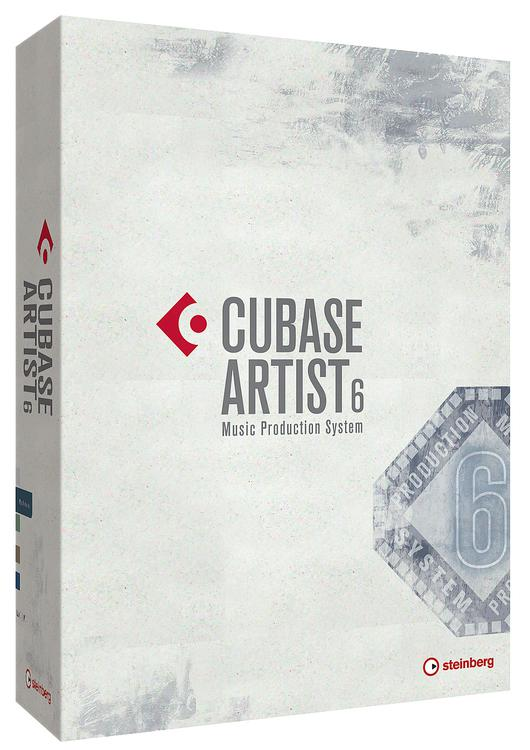 Steinberg Cubase Artist 6 - Educational Edition image 1