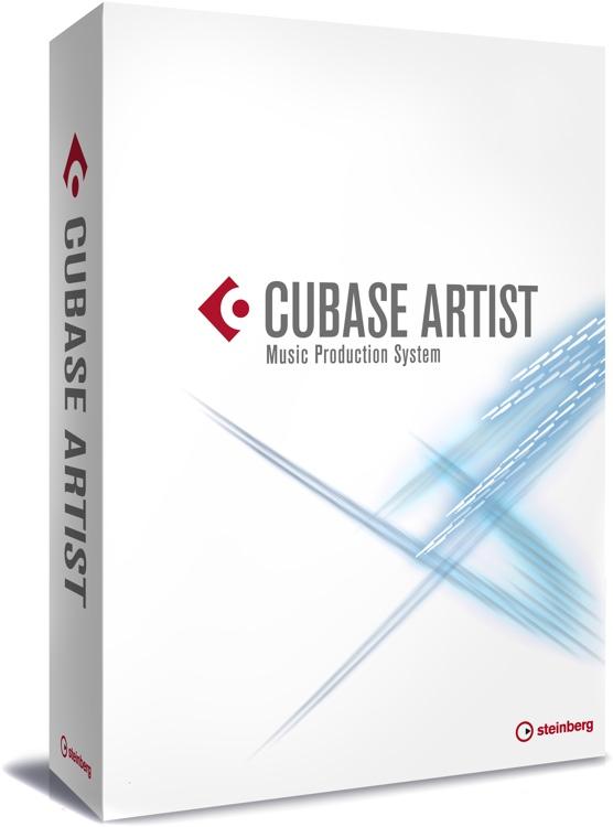 Steinberg Cubase Artist 9 - Update from Artist 8.5 (download) image 1