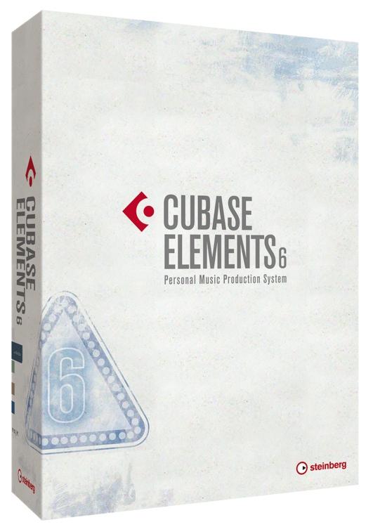 Steinberg Cubase Elements 6 image 1
