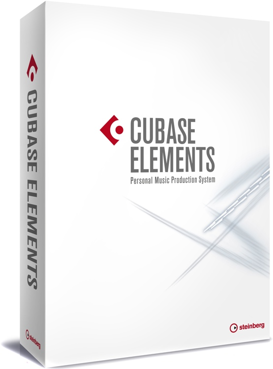 Steinberg Cubase Elements 9 (boxed) image 1