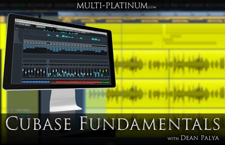 Multi Platinum Cubase Fundamentals Interactive Course image 1