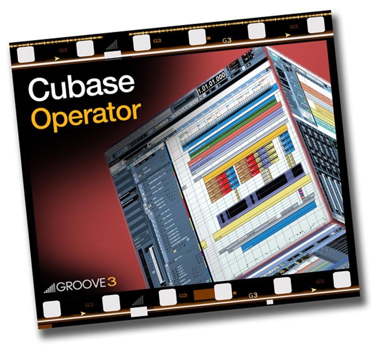 Groove3 Cubase Operator image 1