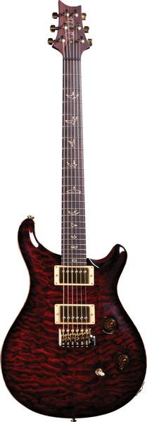 PRS Limited Edition Killer Quilt Custom 24 - Custom 24 Fireburst Red image 1