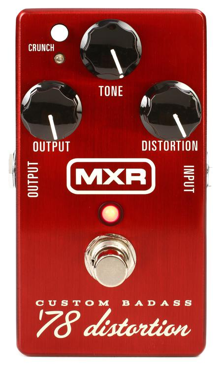 MXR M78 Custom Badass \'78 Distortion Pedal image 1