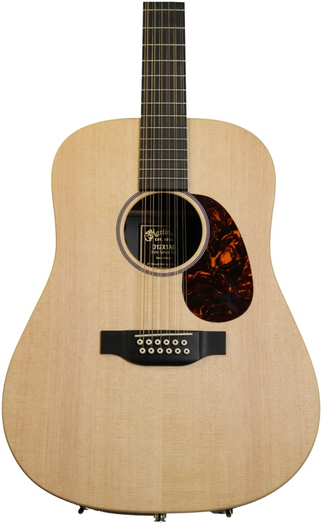 Martin D12X1AE 12-String Dreadnought Acoustic Electric image 1
