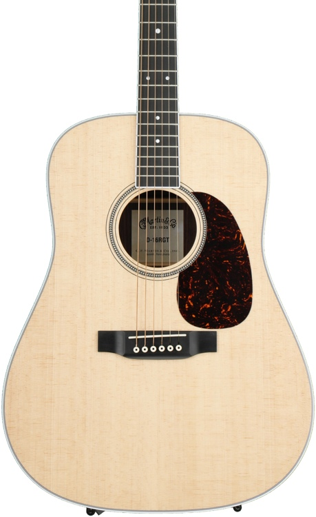 Martin D-16RGT Dreadnought w/Rosewood Back and Sides - Natural image 1