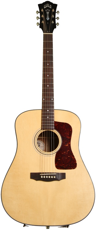 Guild D40BG Bluegrass Jubilee with D-Tar - Natural, Acoustic/Electric image 1