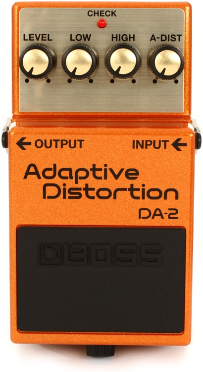 Boss DA-2 Adaptive Distortion Pedal image 1