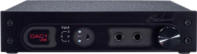 Benchmark DAC1 USB - Tabletop image 1