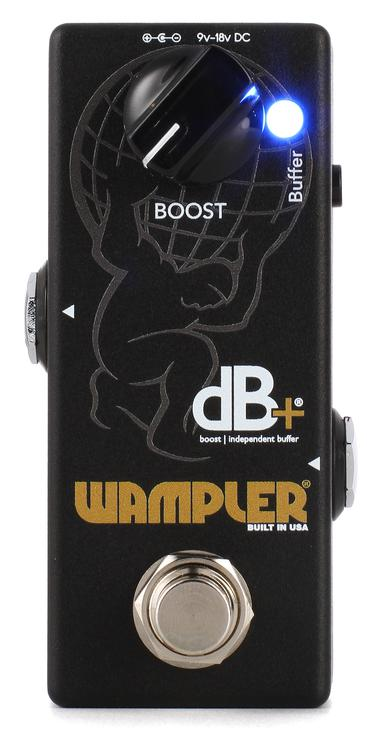 Wampler dB+ V2 Buffer / Clean Boost Pedal image 1