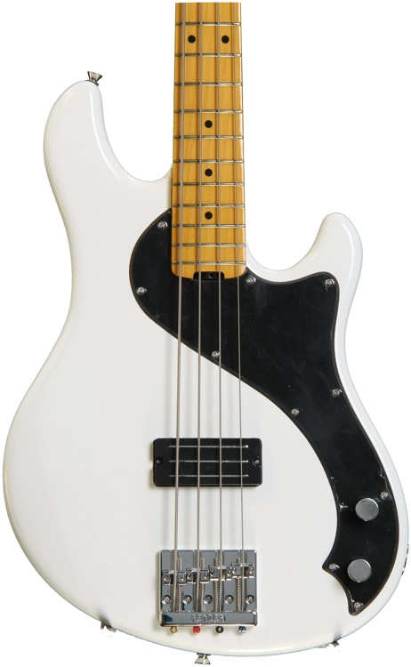 Fender Modern Player Dimension Bass - Olympic White image 1