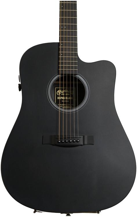 Martin DCPA5 Acoustic Electric - Black image 1