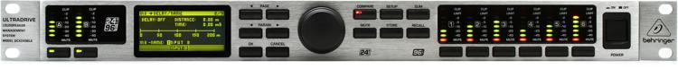 Behringer UltraDrive DCX2496LE Loudspeaker Management System image 1