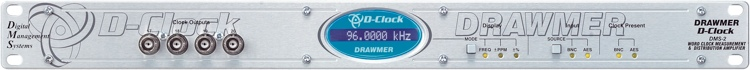 Drawmer D-Clock DMS-2 image 1