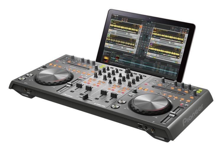 Pioneer DJ DDJ-T1 Traktor DJ Controller image 1