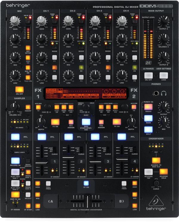 Behringer Digital Pro Mixer DDM4000 image 1