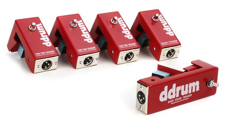 ddrum Pro Acoustic Trigger Kit image 1