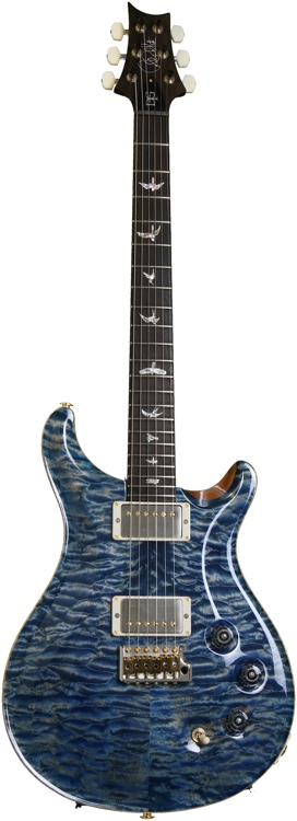 PRS DGT Artist Package Quilt Top - Faded Blue Jean image 1