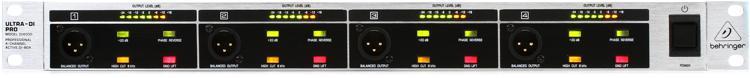Behringer Ultra-DI Pro DI4000 image 1