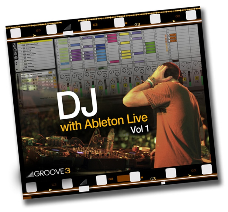 Groove3 DJ with Ableton Live Volume 1 image 1