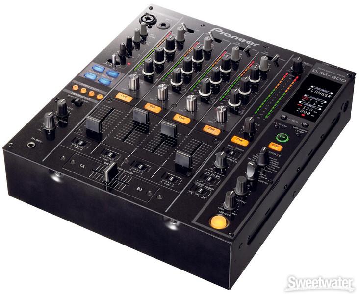 Pioneer DJ DJM-800 image 1