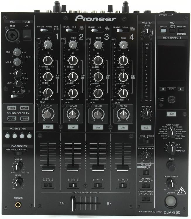 Pioneer DJ DJM-850 image 1