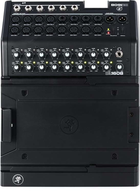 Mackie DL1608 iPad-controlled Digital Mixer image 1
