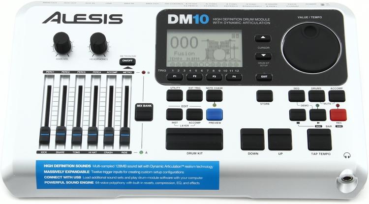 Alesis DM10 Drum Module image 1