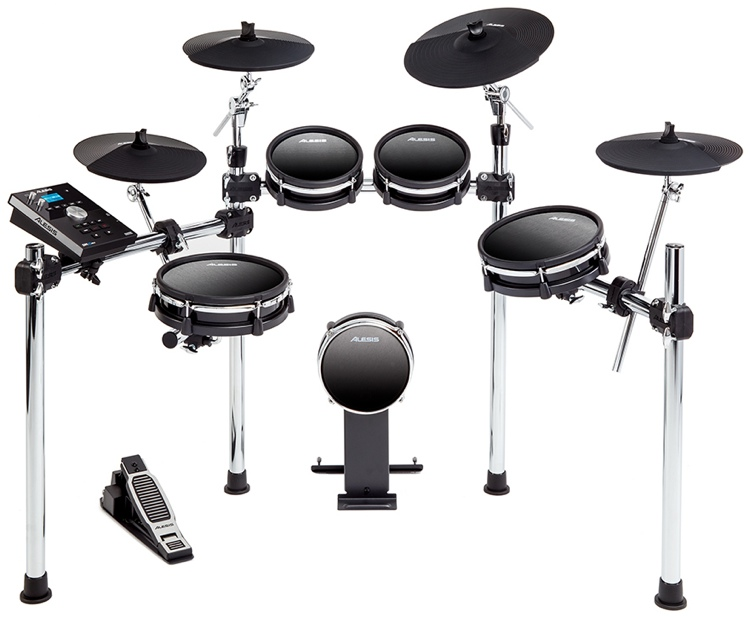 Alesis DM10 MKII Studio Kit Electronic Drum Set image 1
