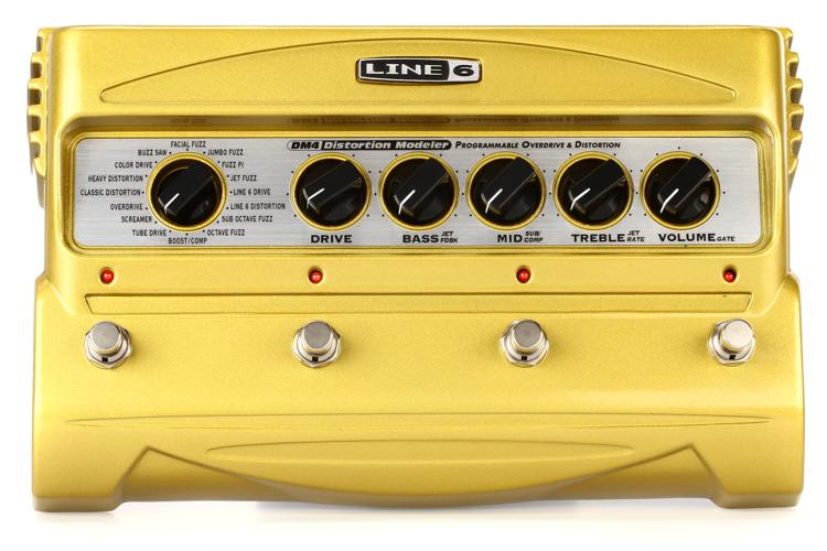 Line 6 DM4 Distortion Modeler Pedal image 1