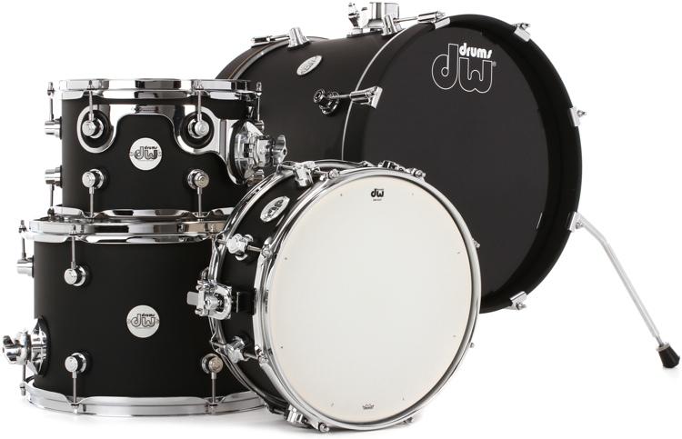 DW Design Series Mini-Pro Shell Pack - Matte Black image 1