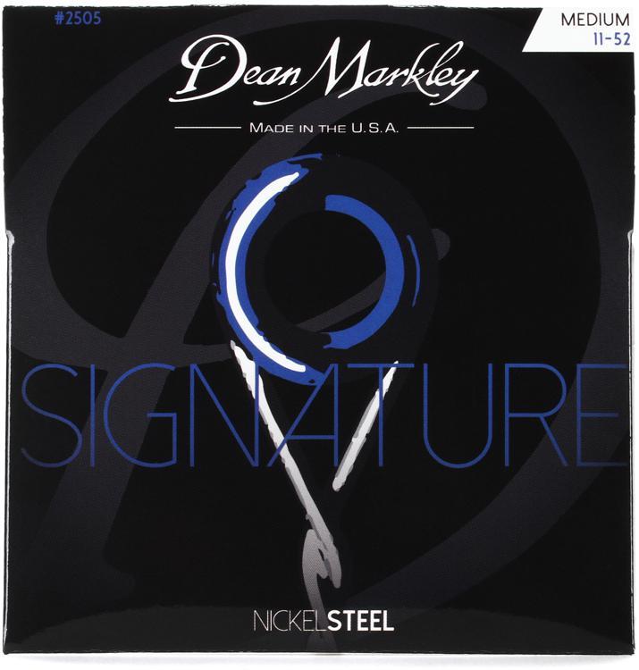 Dean Markley 2505 Nickel Steel Electric Guitar Strings - .011-.052 Medium image 1