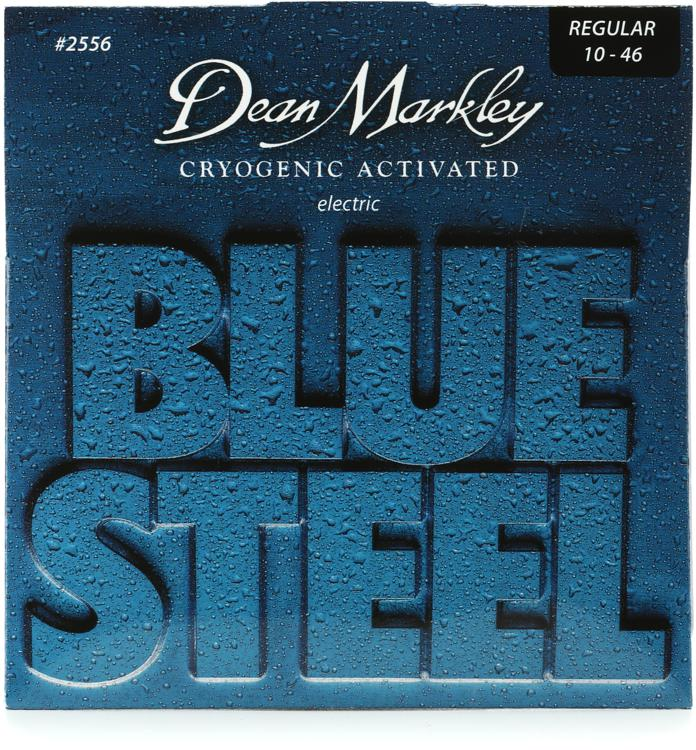 Dean Markley 2556 Blue Steel Electric Guitar Strings - .010-.046 Regular image 1