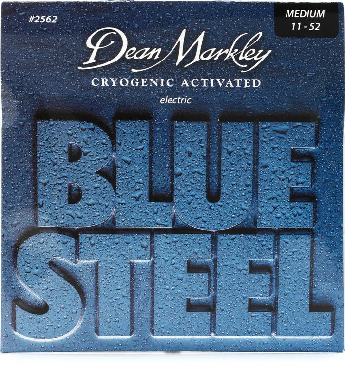 Dean Markley 2562 Blue Steel Electric Guitar Strings - .011-.052 Medium image 1