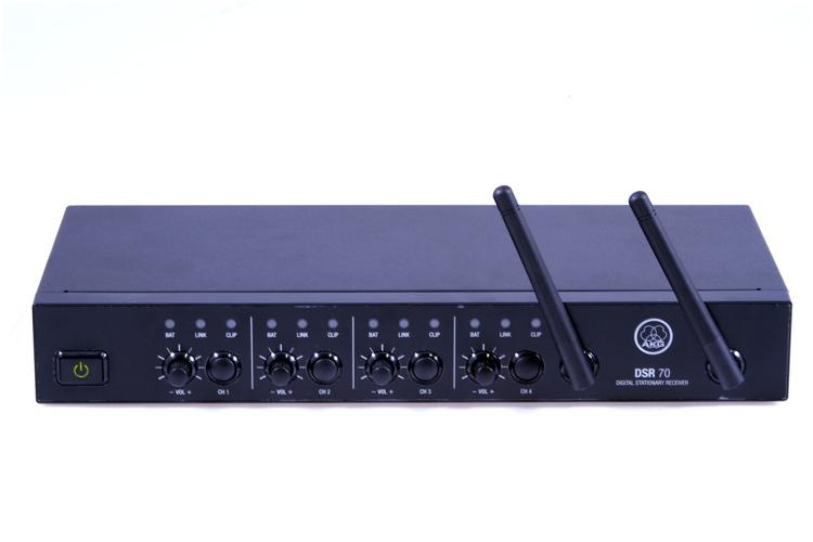 AKG DMS70 Q Instrumental Set image 1
