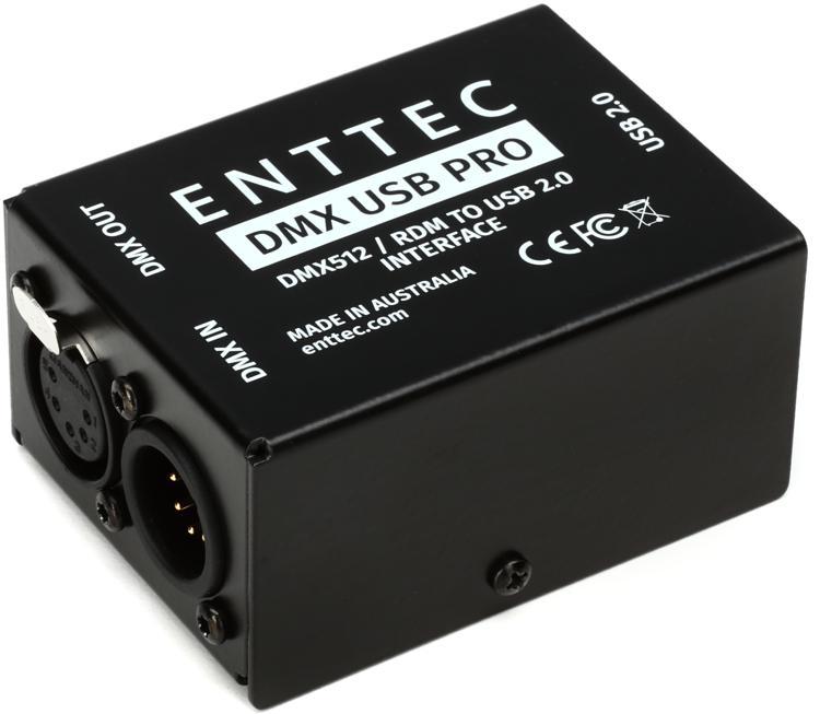 ENTTEC DMX USB Pro 512-Ch USB DMX Interface image 1
