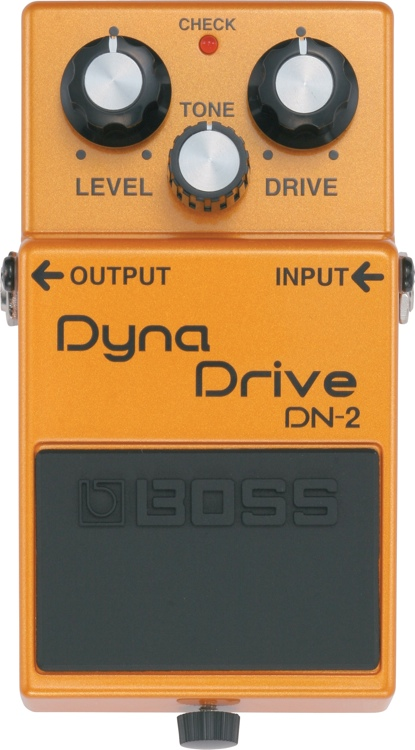 Boss DN-2 Dyna Drive Overdrive Pedal image 1