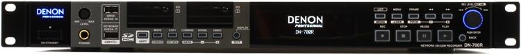 Denon DN-700R Network SD/USB Recorder image 1