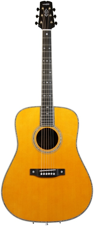 Wechter Guitars DN-8142 Dreadnought Select Rosewood image 1
