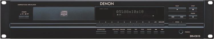 Denon DN-C615 image 1