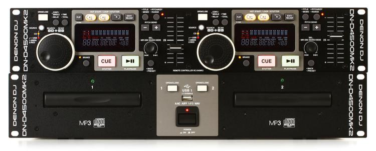 Denon DJ DN-D4500MK2 image 1