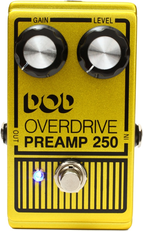 DOD Overdrive Preamp 250 image 1