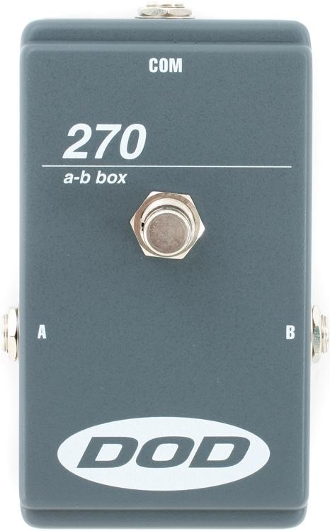 DOD AC270 A/B Box image 1